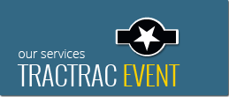 TracTrac Event logo